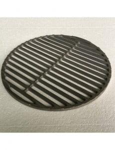 Gietijzeren grillrooster 35 cm doorsnede eendelig